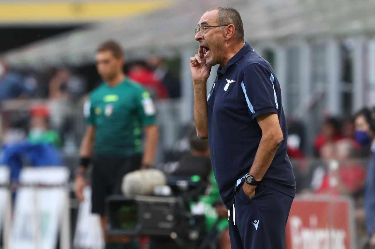 Confronto Spalletti-Sarri