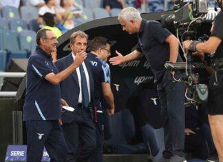 """Diverbio Lega Serie A-Mourinho: """"Rispetto per i giornalisti!"""""""