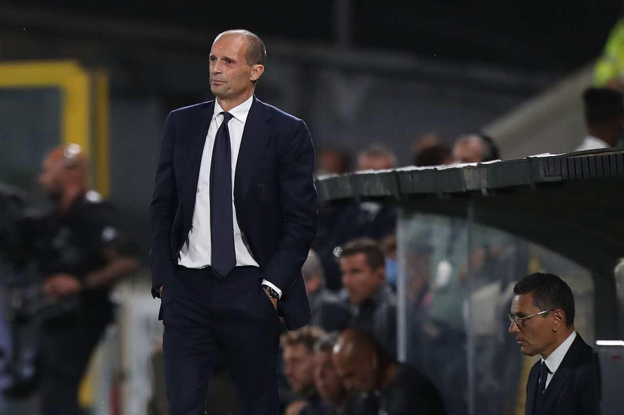 Calciomercato Juventus e Milan, colpo a zero per Allegri