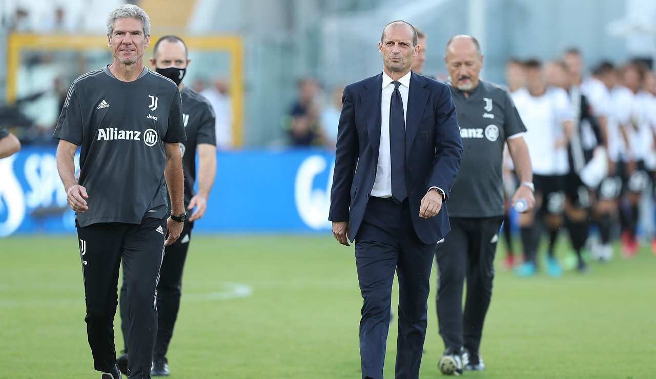 Out of motion within the nationwide crew; he instantly returned to Juventus