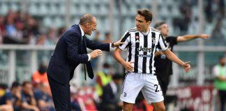 Cassano critica Allegri