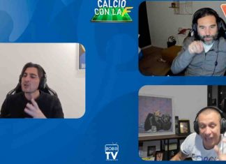 Adani su Inter-Juve alla Bobo Tv