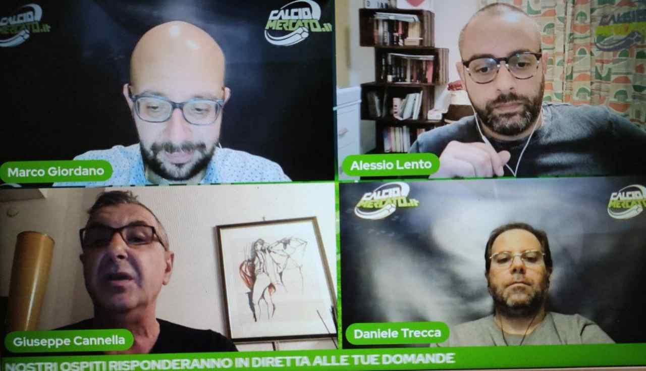 Cannella su Conte e Dybala alla CMIT TV