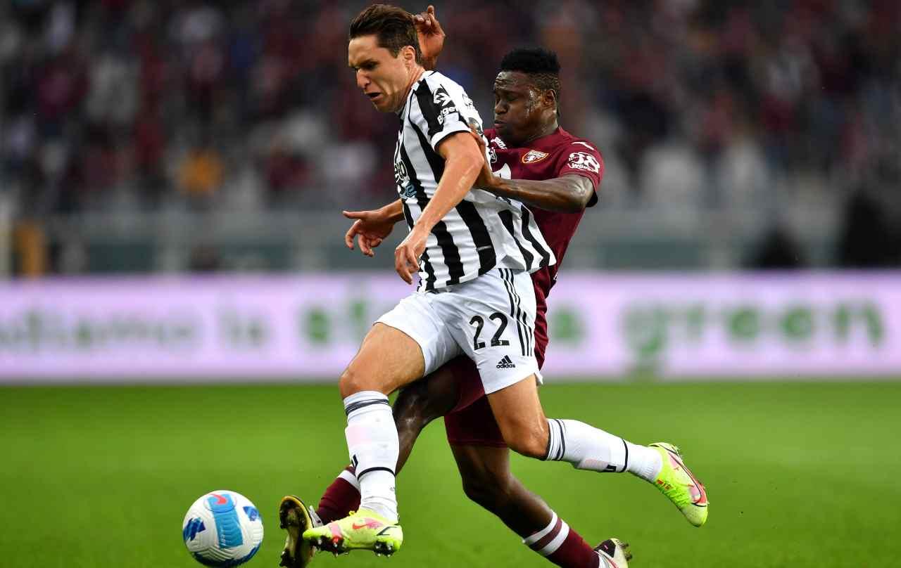 Tutti vogliono Chiesa: la cifra è mostruosa per la Juventus