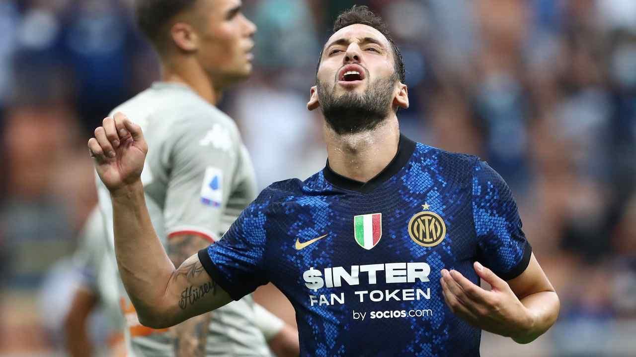 Allarme Inzaghi, un altro big è a rischio per Lazio-Inter
