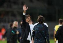 Inzaghi Lazio-Inter: l'accoglienza dei tifosi