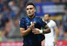 Inter, infortunio Lautaro Martinez