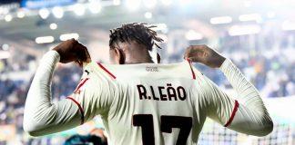 voti Bologna-Milan, Leao gol