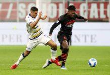 pagelle Milan-Verona