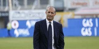 Bomber out un mese per infortunio, salta anche la Juventus
