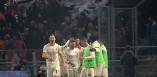 pagelle Bologna-Milan