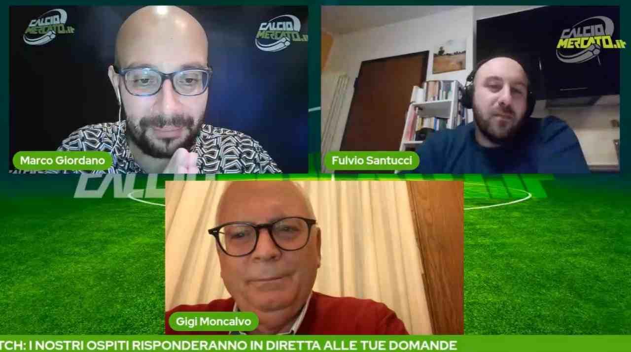 Moncalvo e Santucci a CMIT TV