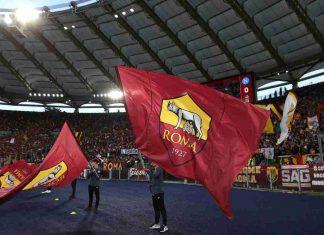 Roma-Napoli, clima bollente all'Olimpico: botta e risposta tra la Sud e Spalletti