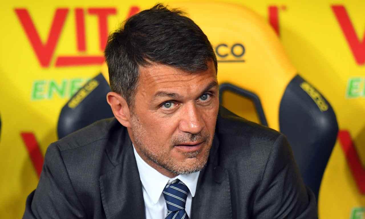 Il Milan sfida Inter e Juve per l'erede di Ibrahimovic, Maldini ha un piano