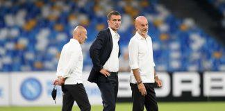 Stefano Pioli ancora al Milan