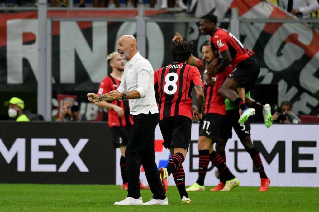 Pioli in On fire: la rivincita al Milan