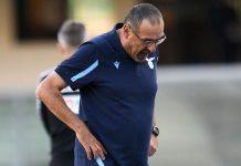 """Sarri furioso dopo Verona-Lazio: """"Non siamo una grande squadra"""""""