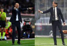 Diretta Inter-Juventus   Formazioni e cronaca derby d'Italia