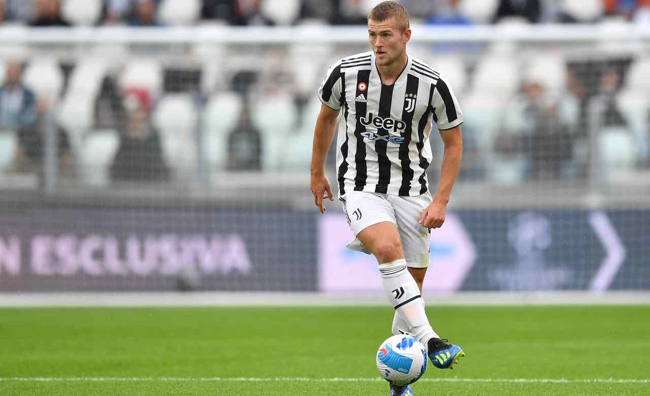 Calciomercato Juventus e Inter, de Ligt nel mirino della Premier