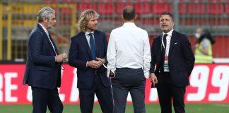 Scambio a sorpresa: svolta Juventus per l'attaccante