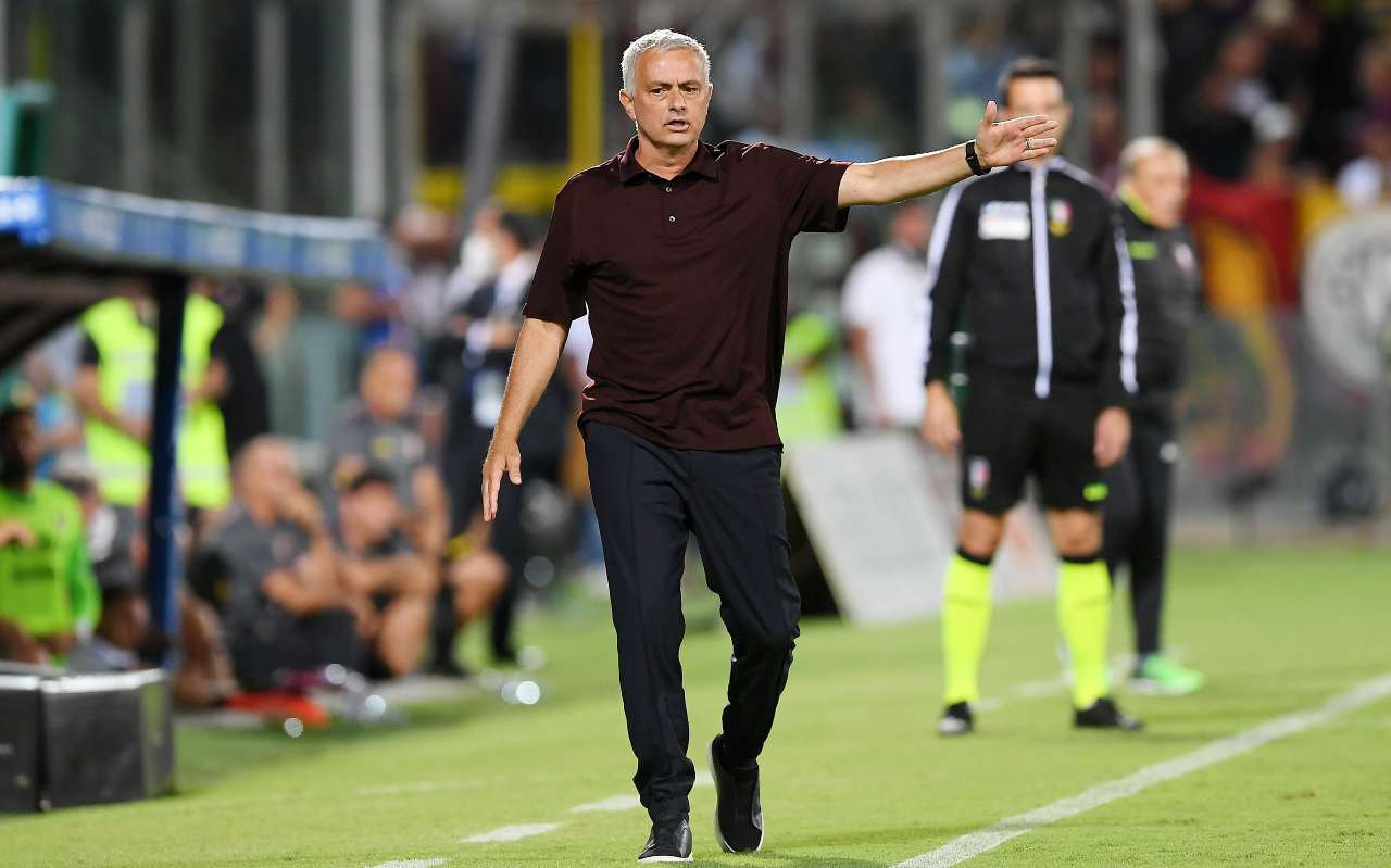Juventus-Roma, Mourinho in ansia per un big