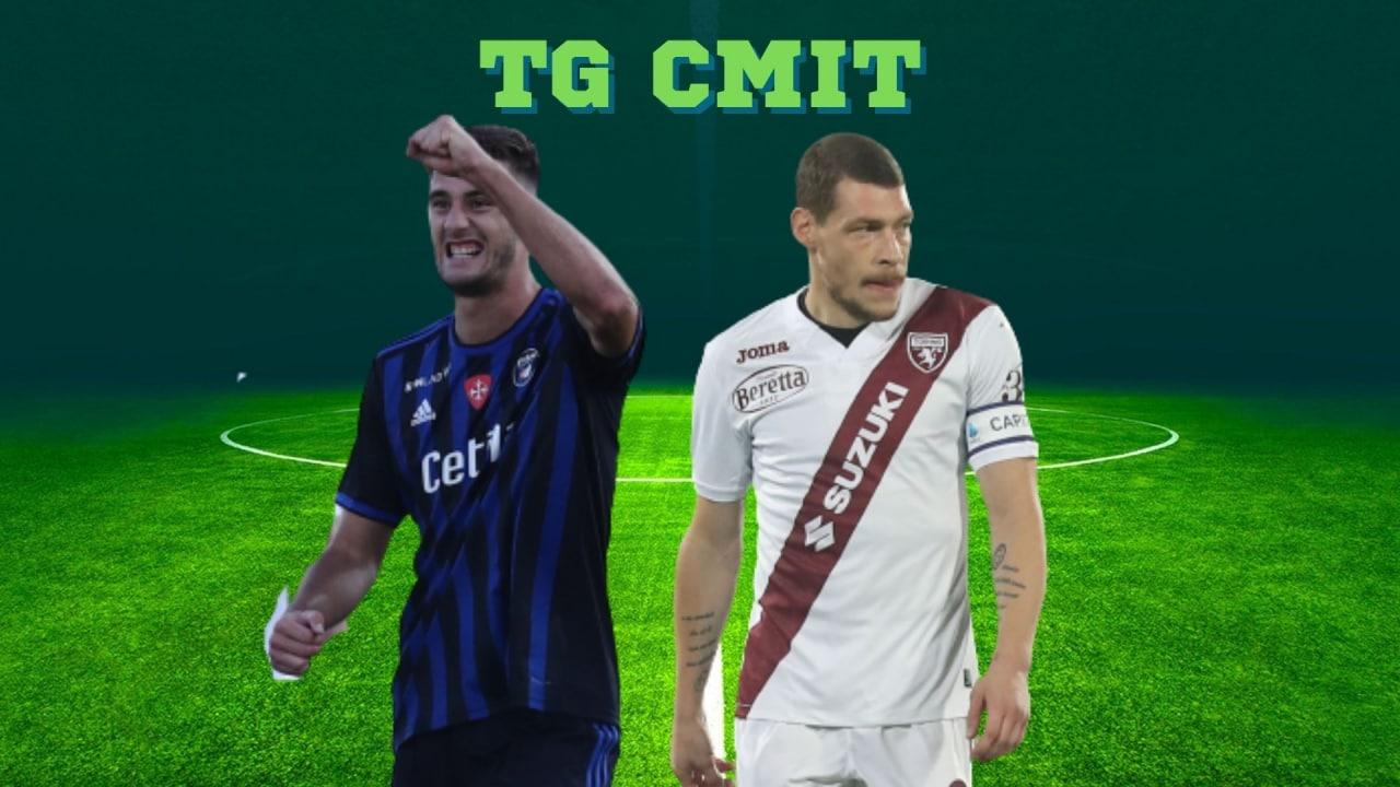 CMIT TV   TG mercato e Speciale Serie A: segui la diretta delle 14!