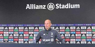 """Inter-Juventus, Allegri lo punta: """"Adesso è un giocatore serio"""""""